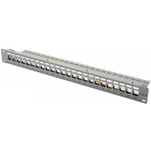 Digitus Professional Modular Patch Panel, 24-Port