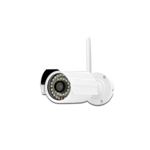 Digitus PlugView OptiGuard 2MP H.264 IP 11N DayNight Outdoor Bullet camera