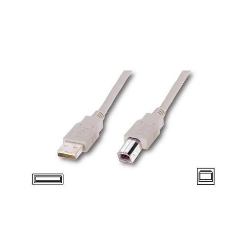 Assmann AK 672-05 USB Cable USB A(m)-USB B(m) 0,5m