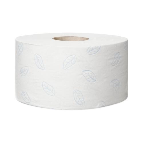 TORK Soft Mini Jumbo WC-paperi valkoinen 12rll säkki