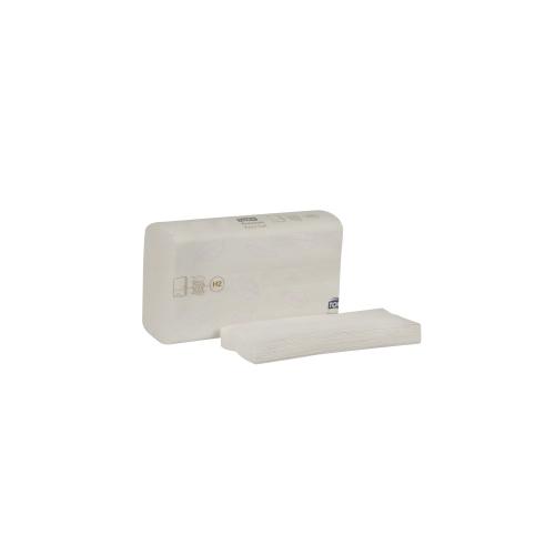 TORK Premium käsipyyhe valkoinen ketjutaitettu 2100arkkia/säk