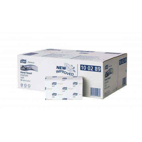 TORK Xpress Soft Multifold käsipyyhe 21pkt/ltk