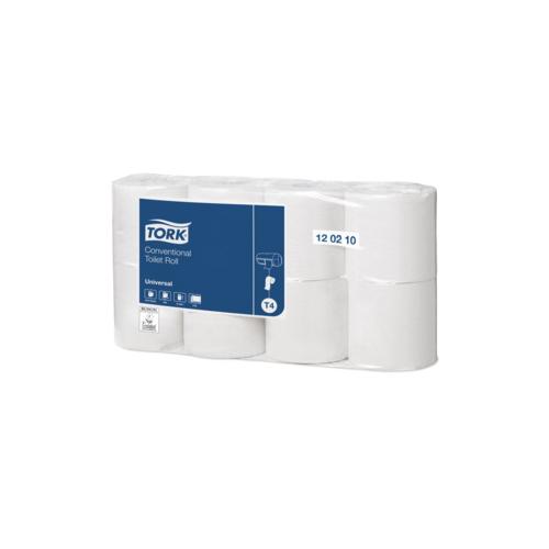 TORK Universal WC-paperi luonnonvalkoinen 64rll /säkki