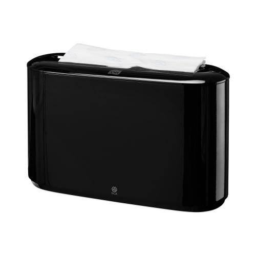 TORK Xpress® pöytäannostelija Multifold käsipyyhkeille musta