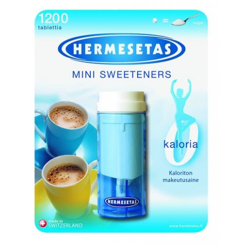 Makeutusaine Hermesetas 1200kpl/prk