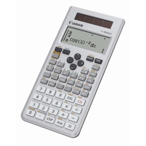 CANON F-789SGA EXP DBL academic calculator