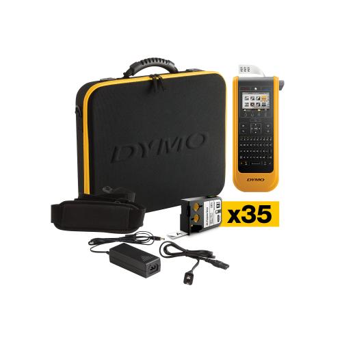 DYMO XTL 300 24 mm Label Maker Kit, QWERTY