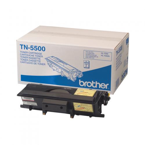 Brother TN-5500 Värikasetti Musta (n. 12000 sivua)