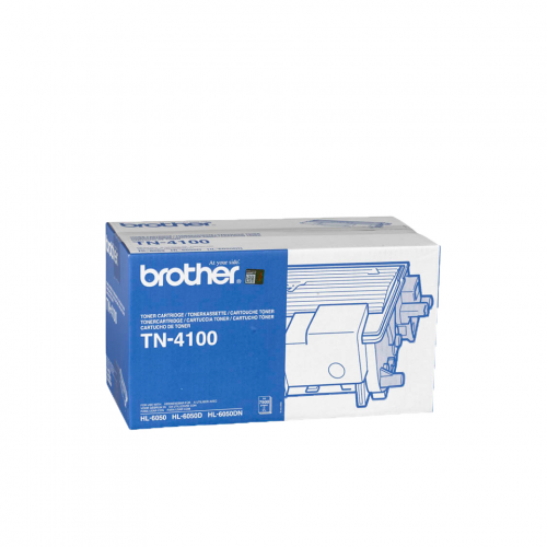 Brother TN4100 Värikasetti Musta (n. 7500 sivua)