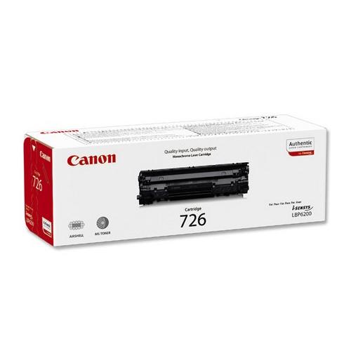 Canon CRG-726 cartridge musta LBP6200D 2,1K