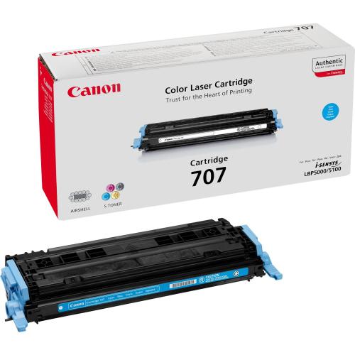 Canon CRT-707 toner sininen CLBP-5000