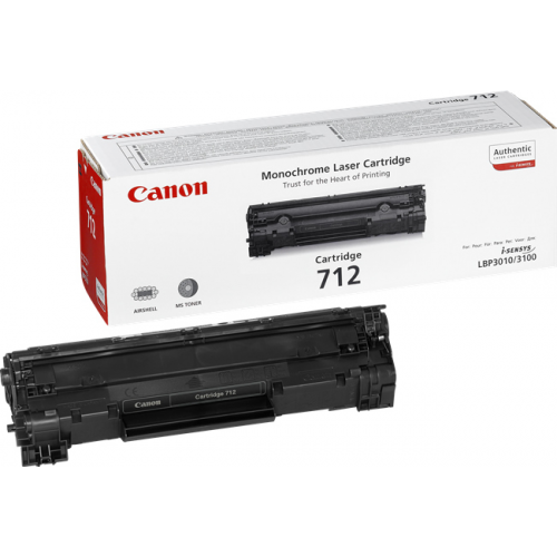 Canon 712 värikasetti LBP -3010 1,5K