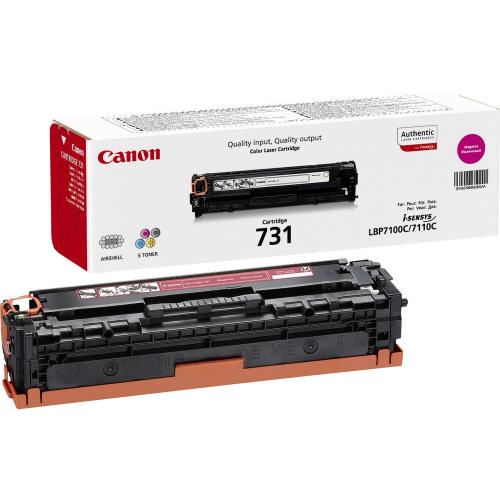 CANON CRG-731 Magenta cartridge 1,5K