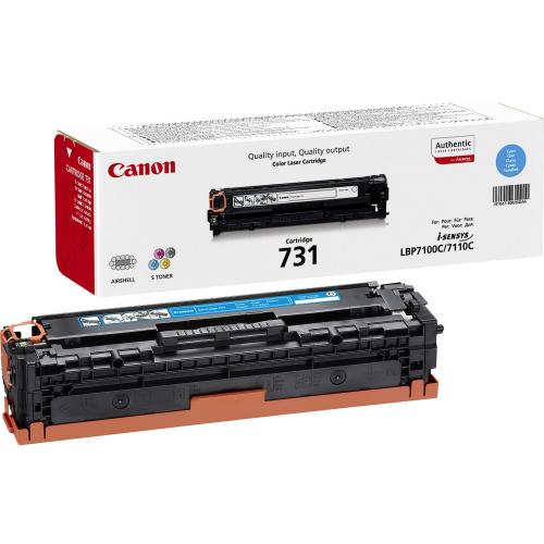 CANON CRG-731 Cyan cartridge 1,5K