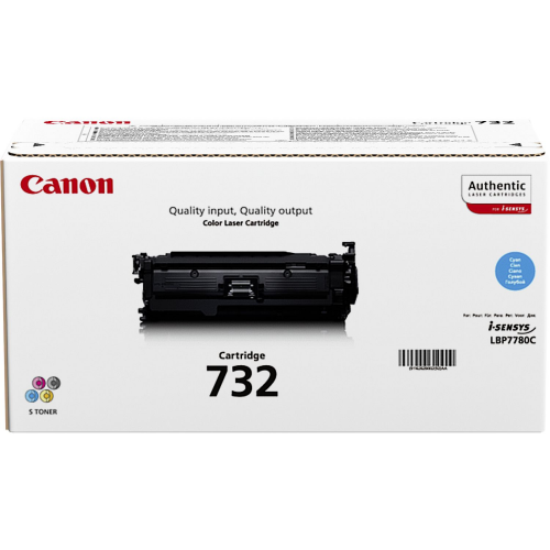 CANON cartridge 732 cyan