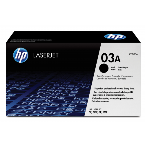 HP C3903A värikasetti LJ 5P 5MP 6P 6MP (EP-V)