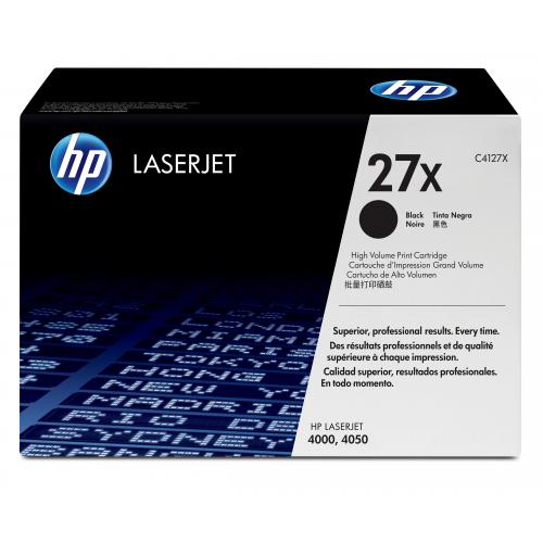 HP C4127X värikasetti LJ 4000 N T 4050 (EP-52)