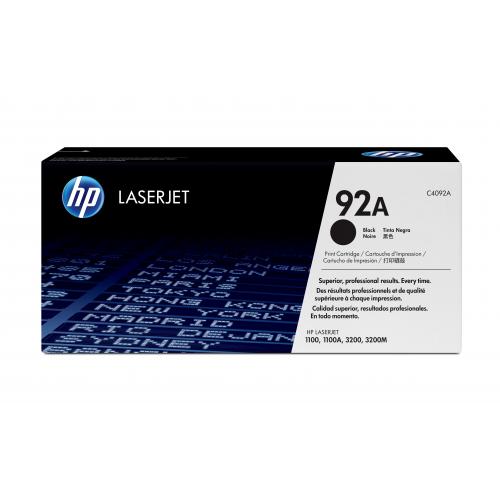 HP C4092A värikasetti LJ 1100 3200 (EP-22)