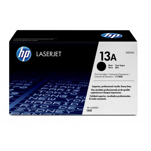 HP Q2613A 13A musta värikasetti 2,5K LJ 1300