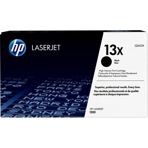 HP Q2613X musta värikasetti 4K LJ 1300