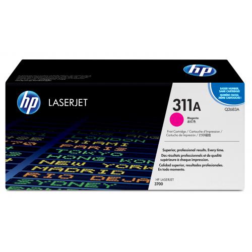 HP Q2683A 311A punainen värikasetti 6K CLJ 3700