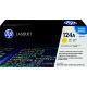 HP Q6002A 124A CLJ 2600 1600 Yellow kasetti 2K