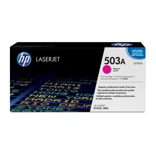HP Q7583A CLJ3800 Magenta värikasetti 6K
