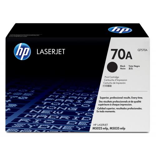 HP Q7570A LJ M5035/5025 värikasetti 15K