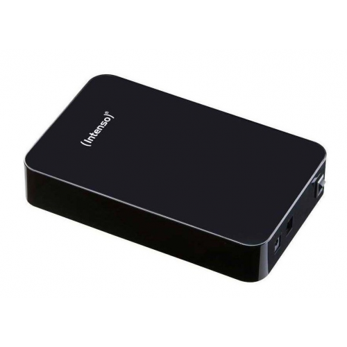 "Intenso 3.5"" Memory Center 4TB USB3 Black"