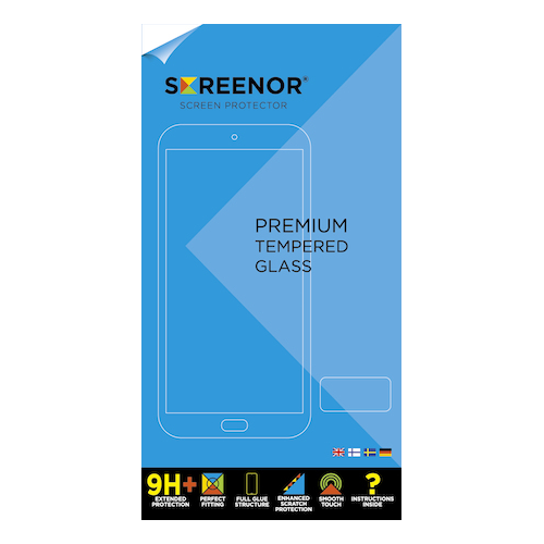 SCREENOR Tempered glass Huawei P20 Lite