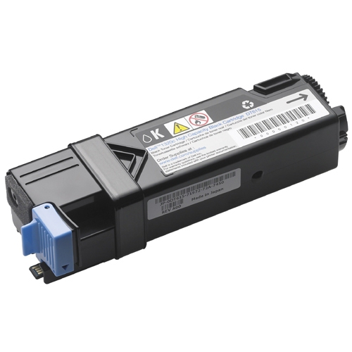 Dell 1320C Black Toner cartridge HC, 2K
