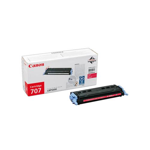 Canon CRT-707 toner punainen CLBP-5000