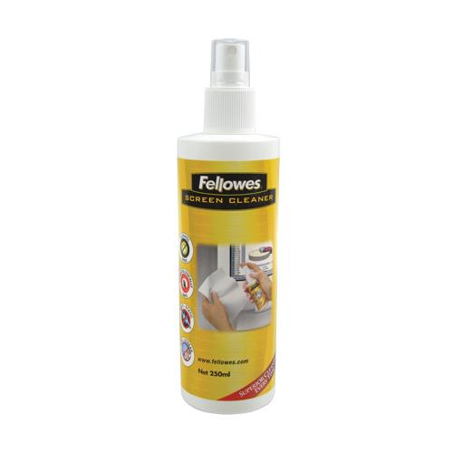 Fellowes Screen Cleaner Pump Spray 250ml
