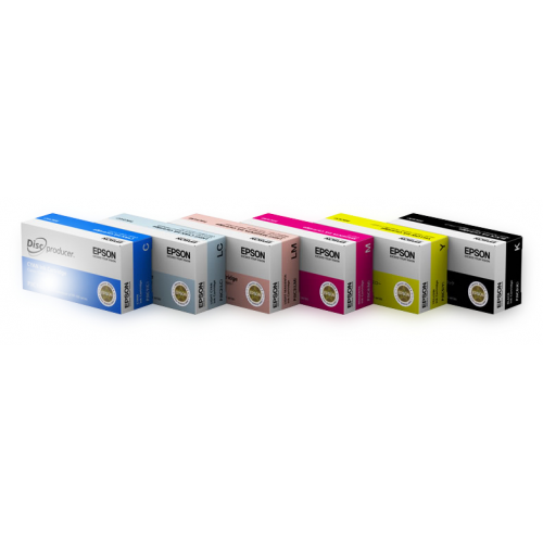 Epson Ink Yellow 26 ml (PP-100)