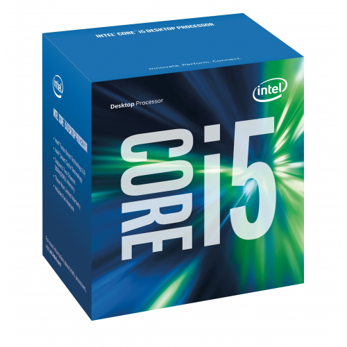 INTEL Core i5-7500 3,40GHz LGA1151 6MB Cache Boxed CPU
