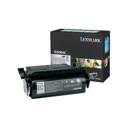 Lexmark 12A5845 Optra T610 612 värikasetti 25K