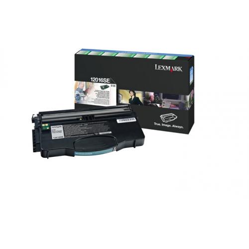 Lexmark 12016SE E120 musta värikasetti 2K