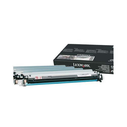 Lexmark C53034X C52x kehite-kuvansiirtoyksikkö 4kpl