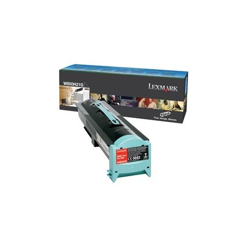 LEXMARK W850 Black toner cartridge 35K