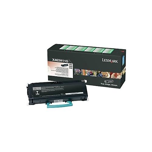 Lexmark X463/X464/X466 musta värikasetti 9K