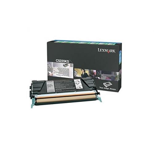Lexmark C5220KS C52x musta värikasetti 4K