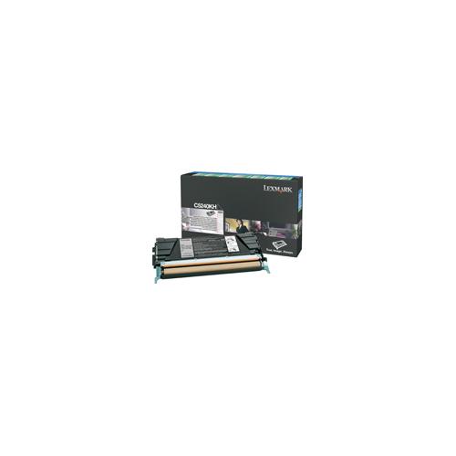 Lexmark C5240KH Laservärikasetti Musta (n. 8000 sivua)