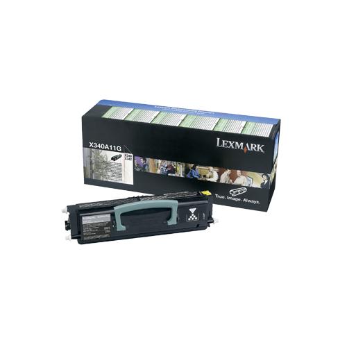 Lexmark X340A11G X340/342 toner black 2.5K