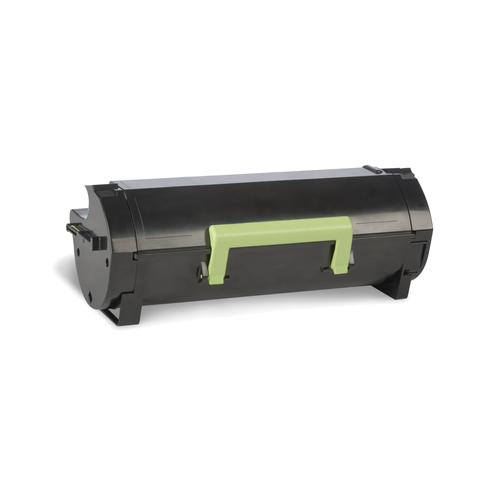 LEXMARK 502X PB Toner: MS410dn/MS415dn/MS510dn/MS610de/MS610dn/MS610dte 10000pages (50F2X0E)