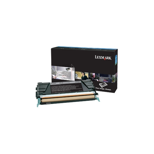 Lexmark - Musta - alkuperäinen - väriainekasetti malleihin Lexmark M1145 , XM1145