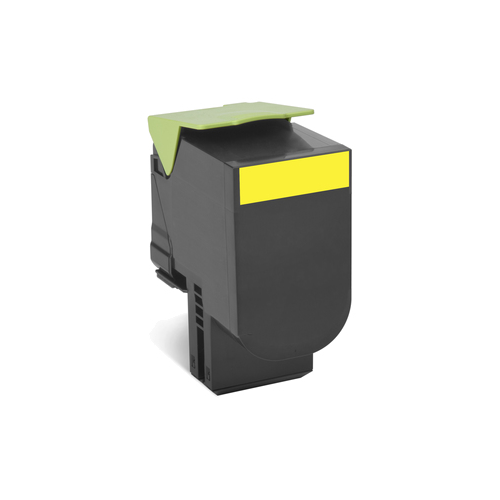 LEXMARK PB Toner yellow CX310dn/CX310n