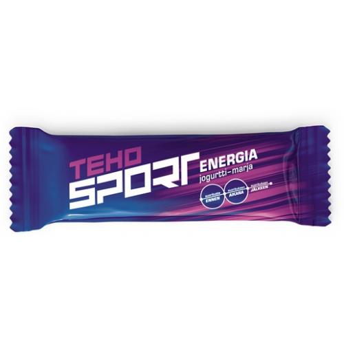 TEHO SPORT 50g Energiapatukka jogurtti-marja