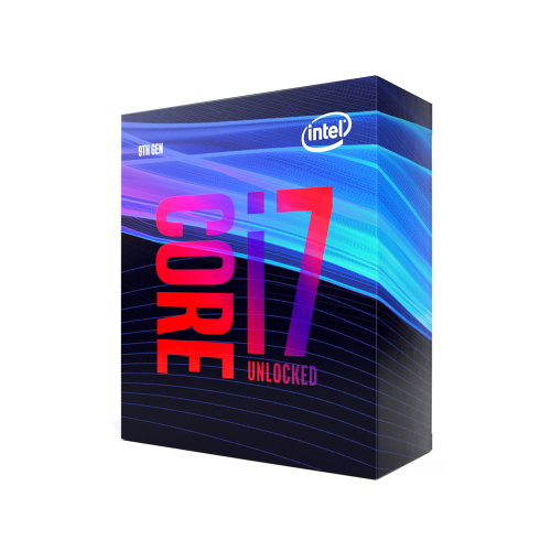INTEL Core i7-9700K 3.60GHz LGA1151 12MB Cache Boxed CPU