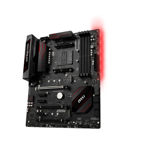 MSI MB X470 GAMING PRO Socket AM4 ATX