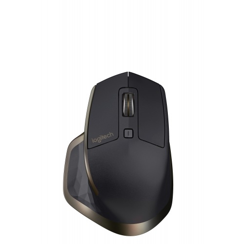 LOGITECH MX Master Wireless Mouse for Business - Meteorite